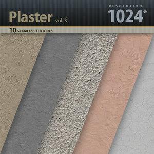 Wall Plaster Textures vol.3