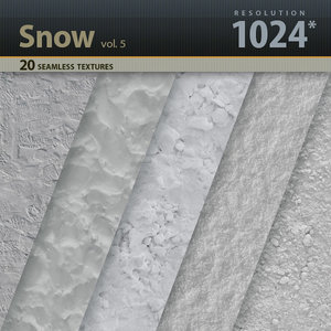 Snow Textures vol.5