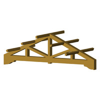 Truss with Optional Purlins