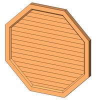 Vent-Octagon