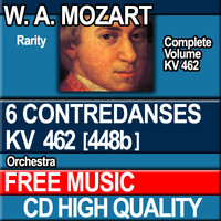 W.A. MOZART - 6 CONTREDANSES KV 462