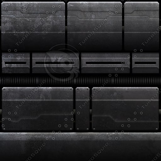 Texture Png Wall Sci Fi Metal