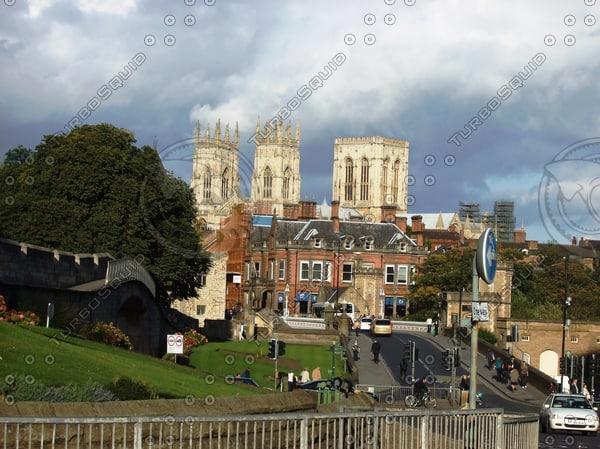 York Minster, York, North Yorkshire, United Kingdon