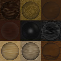 wood shaders