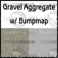 Gravel Aggregate w/ Bumpmap