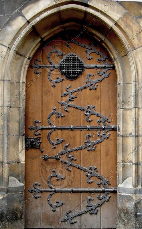 Medieval Door Texture & Texture Other medieval door castle