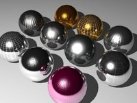 Metals Collection 4 (20 materials)