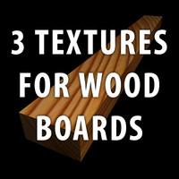 Wood Board Textures