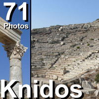 Knidos ancient city