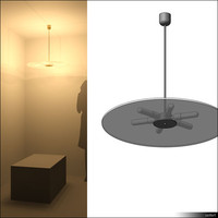 Lamp Ceiling Suspended 00654se