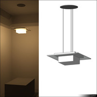 Lamp Ceiling Suspended 00658se