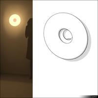 Lamp Wall 01351se