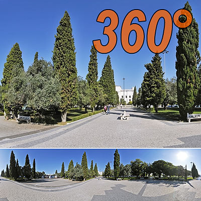 Imperium square - 360° panorama
