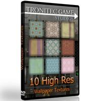 10 High Res Wallpaper Textures