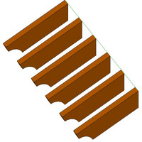 2-Pick Rafter Tails-w-Cut