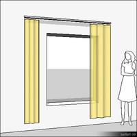 Curtain 00553se