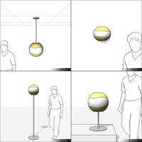 791 Collection Lamp