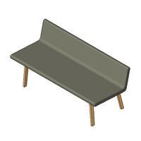 Bench - Leif_designpark - 030 lin bench