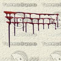 Blood drip 6