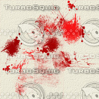 Blood drips 1