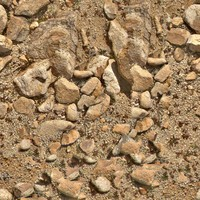 Seamless tileable 1024x1024 desert stone texture