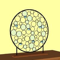 Circle of Life- Candelabra