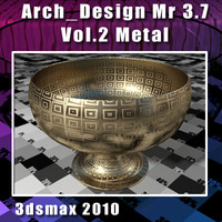 Arch e Design Collection Vol.2 Mental ray 3.7
