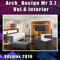 Arch e Design Collection Vol.6 Mental ray 3.7