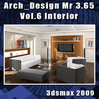 Arch e Design Collection Vol.6 Mental ray 3.65