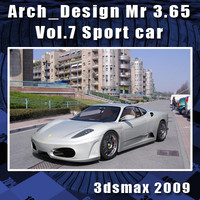 Arch e Design Collection Vol.7 Mental ray 3.65