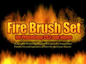 Firebrush-pack