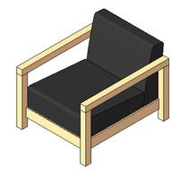 Matthew Hilton - Reading Armchair