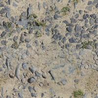 Mud & Rocks Texture