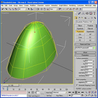 Quadratic Primitives -NURBS v2.0
