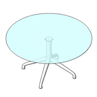 Table - Boss Design - Kruze Table - Small Round