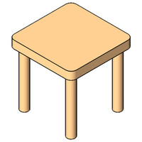Table End