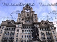 The Liver Building, Liverpool, United Kingdom