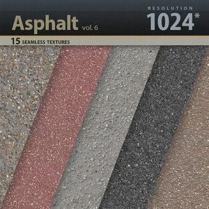 Asphalt Textures vol.6