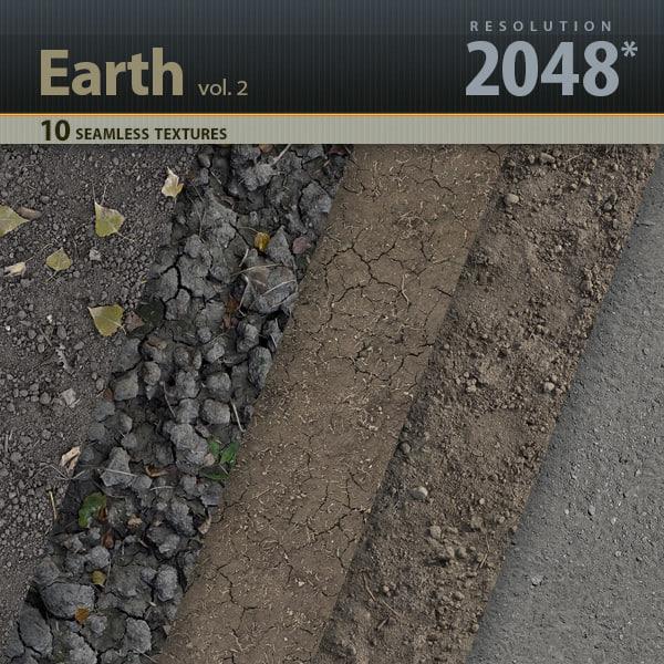 Earth Textures vol.2