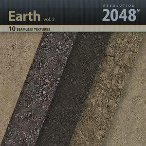 Earth Textures vol.3