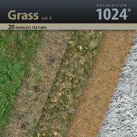 Grass Textures  vol.4