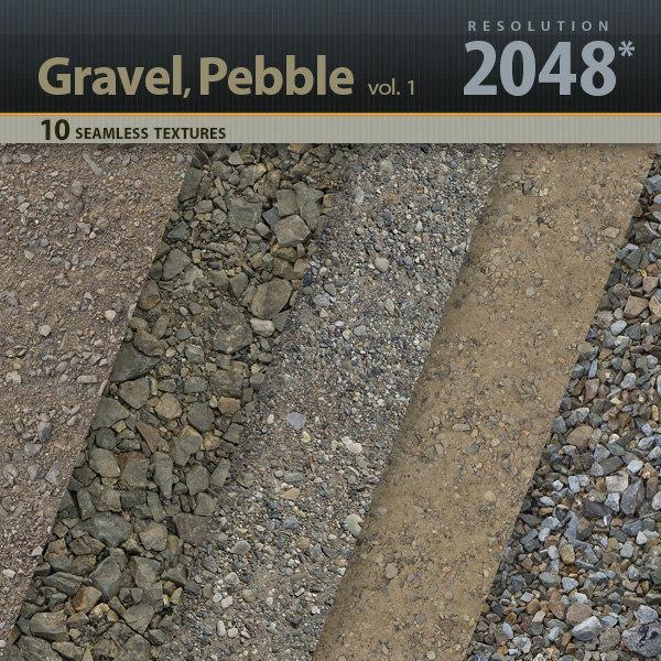 Gravel, Pebble vol.1