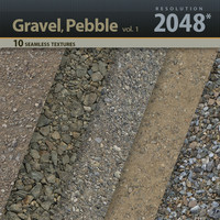 Gravel, Pebble vol.1