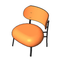 Vico Magistretti - Bistro Chair