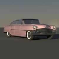 1955 Cadillac Fleetwood