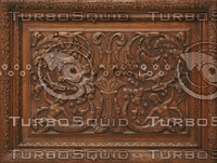 Carved Panel Texture