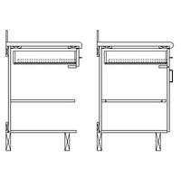 gx_CASEWK Base w Drawer Section