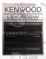 Kenwood Speaker Label 01.psd