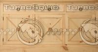 Pine Cabinet Texture