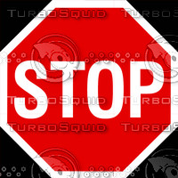stop sign American English.rar